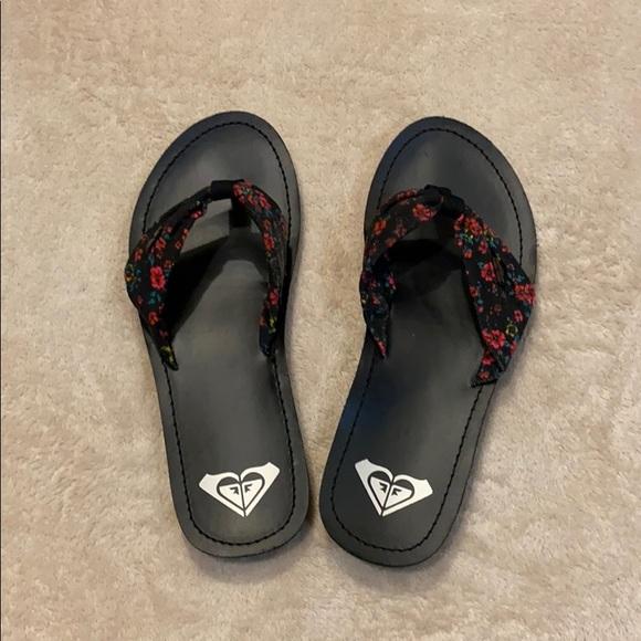 Roxy sandals women's size 7